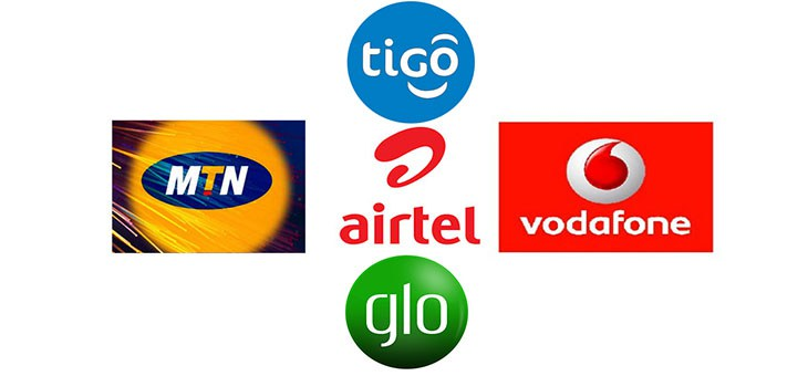 Shortcodes For All Networks In Ghana (MTN, VODAFONE, TIGO, AIRTEL, GLO)