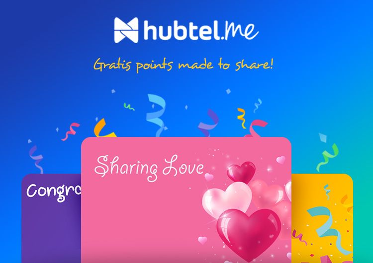 Introducing Gift Cards On Hubtel.me