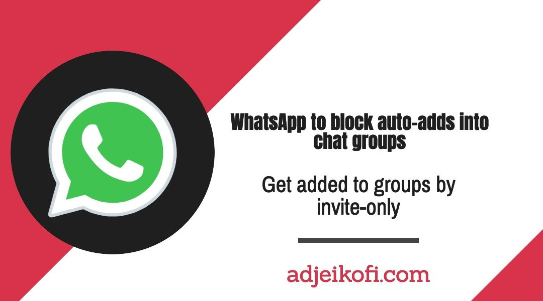 New Feature – Group Invites