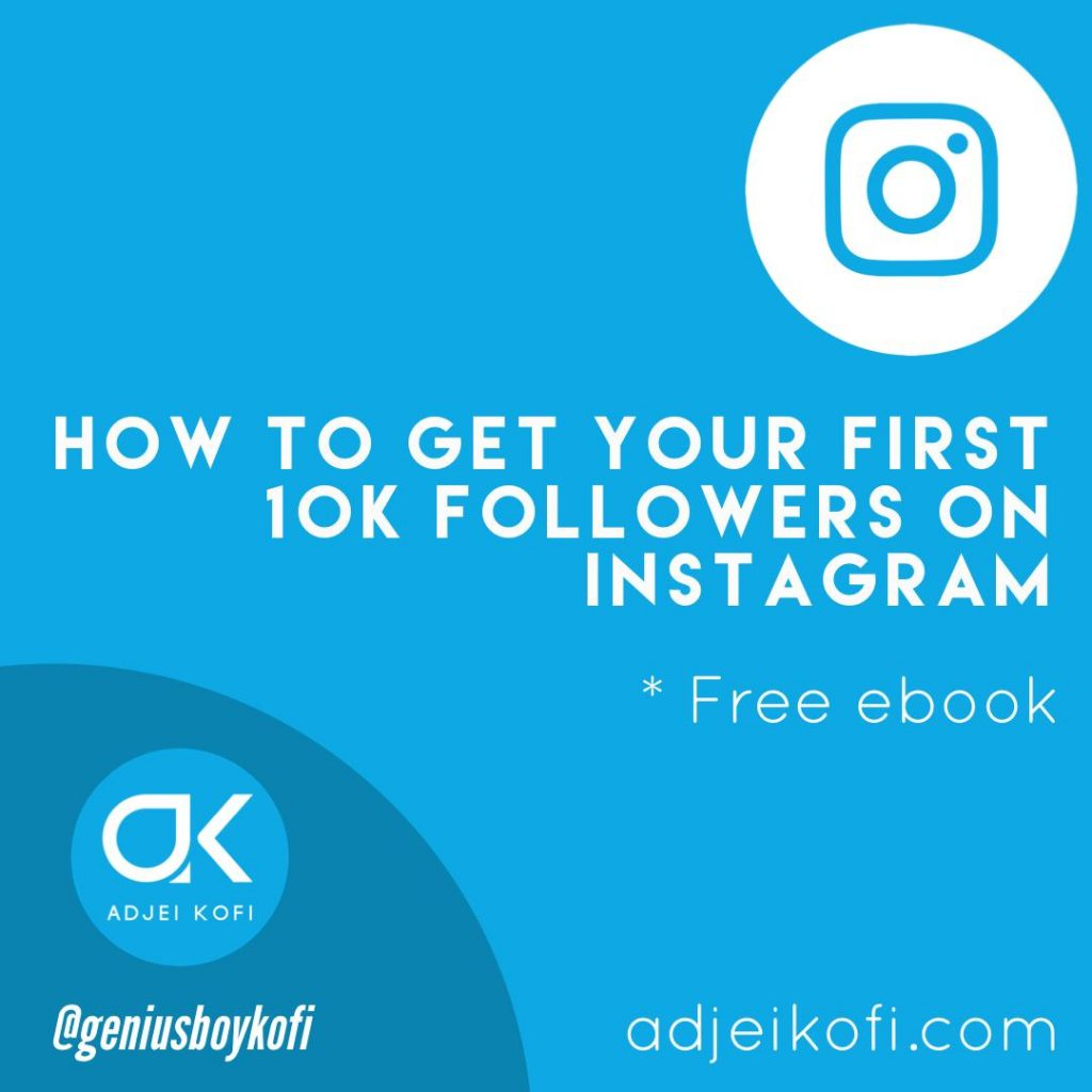 The 10K Instagram Journey 1