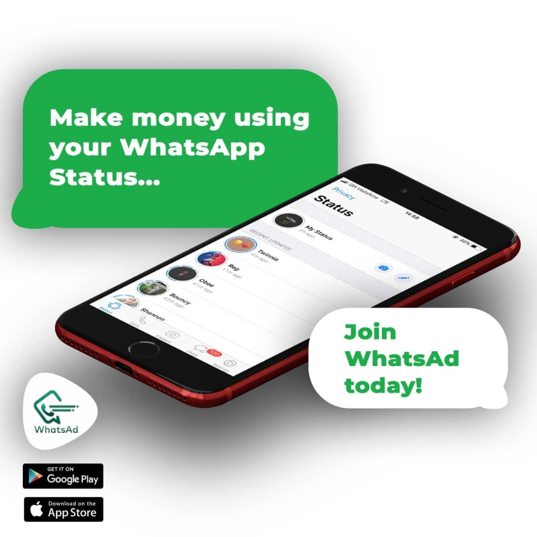 How to make money with your WhatsApp Status